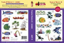 Amazing Designs Embroidery CD-Tropical Waters II + GIFT