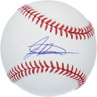 Jasson Dominguez New York Yankees Autographed Baseball