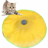 Pet Cat Meow Toy V4 Electronic Interactive Undercover Kitten Toys Mouse Cat G4S4