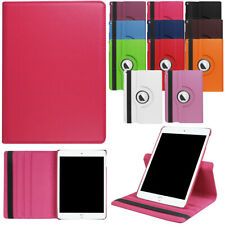 Rotating Plastic Soft Stand Leather Shockproof Case Cover For iPad Air 1 2 3 Gen