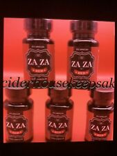 ZaZa Red 5 Bottles Of 15 Count. 100% Authentic.
