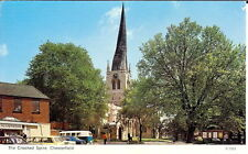 Derbyshire: The Crooked Spire, Chesterfield - Posted 1977