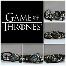 Game Of Throne Stark Lannister Jewelry Boys Girls Mens Bracelet Bangle Chain