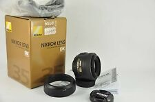 Nikon Nikkor AF-S 35mm f/1.8 DX G Lens for D7000 D90 D5100 5000 D3200 3100 3000