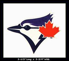 TORONTO BLUE JAYS BASEBALL MLB DECAL STICKER TEAM LOGO~BUY 1 GET 1 30% OFF