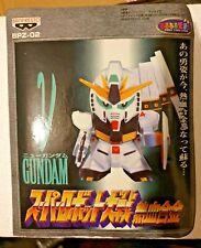 1x Banpresto Bandai SD Super Robot wars Deformed Cho-gokin Nu Gundam V BPZ-02