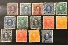 Venezuela: Set Of 14 Old Pictorials From Early 1900's Lot # 07301
