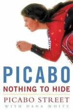 Picabo: Nothing to Hide-ExLibrary