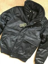 "G-STAR RAW MAZARINE BLUE ""SAUL"" BOMBER JACKET COAT - MEDIUM - NEW & TAGS"