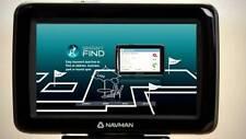"Navman EZY 45 - 4.3"" Touchscreen GPS Navigator - Latest Map Update - edc"
