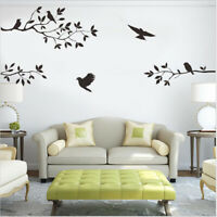 Wall Stickers Removable Art Vinyl Quote Decal Bedroom Mural Home DIY Decor