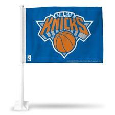 New York Knicks NBA 11X14 Window Mount 2-Sided Car Flag