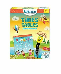 Educational Game: Times Tables,Fun Learning Games & Activities-Free Delivery