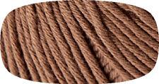 "10x DMC natura fil ""Just coton"" Crochet Yarn Pack 10 Siena Sewing Craft UK"