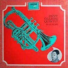 Dizzy Gillespie Quintet in Europe 33/30/LP/Vinyl UNIQUE JAZZ 30