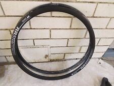 TWO   DT SWISS  29er 511 DB DISC BRAKE RIMS 24 HOLE OFF ROAD RACING