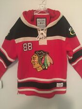 Blackhawks Old Time Hockey Hoodie