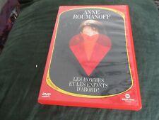 """DVD """"ANNE ROUMANOFF : LES HOMMES ET LES ENFANTS D'ABORD"""" spectacle"""