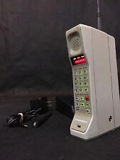 VERY RARE Vintage Motorola EXTRA EXTRA thick brick phone (Powers on guaranteed!)