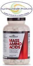 Beverly International MASS AMINO ACIDS 500 Tablets - Advanced Amino Acid Formula