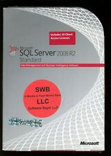 Microsoft Windows SQL Server 2008 R2 Standard