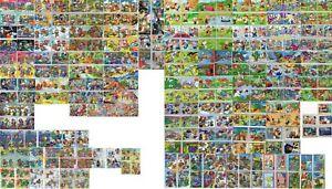 Superpuzzle/Puzzle-Ü-EI/Überraschungsei-FERRERO-EU + DEUTSCH-KOMPLETT+ BPZ