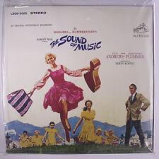 SOUNDTRACK: The Sound Of Music LP Sealed (reissue) Soundtrack & Cast