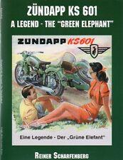 Zundapp KS 601 - A Legend - The Green Elephant