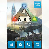 Ark Survival Evolved for PC Game Steam Key Region Free