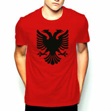 Camisetas de hombre rojos Fruit of the Loom 100% algodón