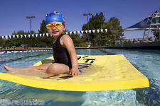 FINIS Floating Island Swim Class Learn to Swim MAT Special Needs CP Autism Float