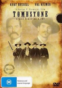 TOMBSTONE : NEW DVD