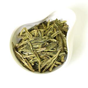 GOARTEA 250g Premium Xihu Longjing Dragon Well Chinese Green Tea Spring Loose