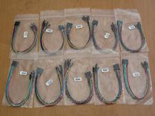 Lot of 10 Digilent 1x6 Cables - New