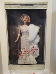 Barbie - Marilyn Barbie Doll- 2001 Timeless Treasures