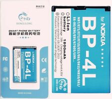 BP-4L1800mAh Battery For Nokia E61i E90 6650 E63 E71 E72 E73 N97 E52 E90 N810