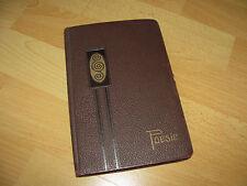 Poesia album importante proverbi 1917-1919 antico stato pulito