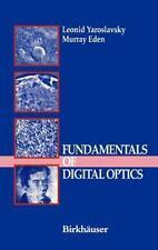 Fundamentals of Digital Optics: Digital Signal Processing in Optics-ExLibrary