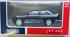 NOREV BMW M3 E30 1/43 Die-cast Car Black (Brand New)