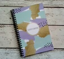 """""""Content Creator"""" A5 Spiral Bound Notebook for Bloggers, Youtubers and Creatives"""