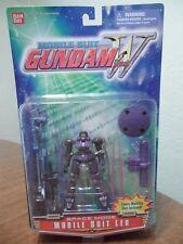 Mobile Suit Leo Gundam Wing Space Mode MSIA Action Figure Bandai NEW MOC Purple