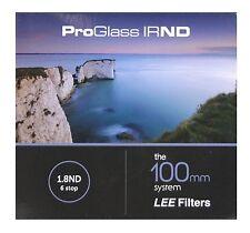 Lee Filters 1.8 ProGlass IRND 6 Stop Neutral Density Filter 100x100mm - PG6