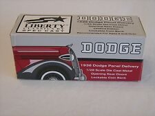 Liberty Classics V-Twin Manufacturing 1936 Dodge Panel Delivery 1:28