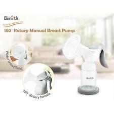 180° Drehbar Manuelle Brustpumpe Weitere Gemütliche für Saugstärke Milch Pp &