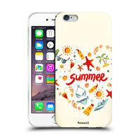 Custodia Cover Design Summer Per Apple iPhone 4 4s 5 5s 5c 6 6s 7 Plus SE