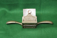Antique Vintage STANLEY No.81 Cabinet Maker's Scraper Plane Made in USA Inv#FR01