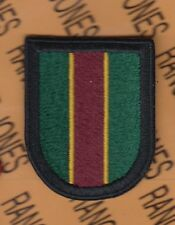 US Army Special Forces Association SFA Airborne beret flash patch D