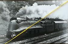 Cartolina treno stazione locomotiva vapore DR B03 1081 TULLNERBACH