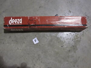 NEW Deeza Chassis Parts LE-A608 Inner Tie Rod End