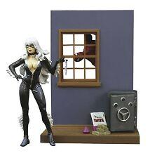 Figura Gata negra Marvel Select 18 cm